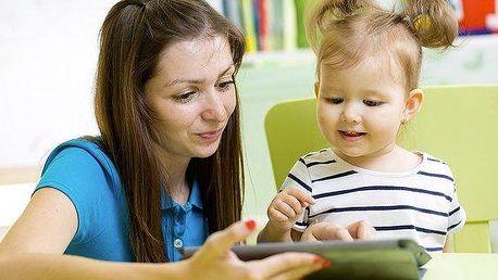 Zábavné procvičování čtení pro děti