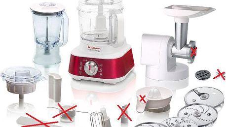Kuchyňský robot Moulinex FP662 Masterchef 8000