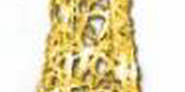 Vánoční dekorace - Akrylový kužel - 90 cm, teple bílé + trafo5