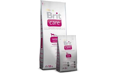 Brit Care Junior Large Breed Lamb 12 kg