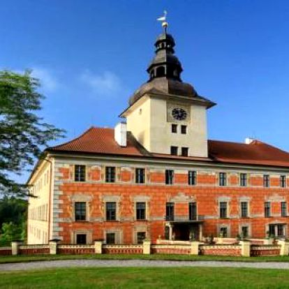 Jižní Čechy Bechyně: krásný Hotel Panská*** na 3 dny se snídaněmi, sektem a slevami