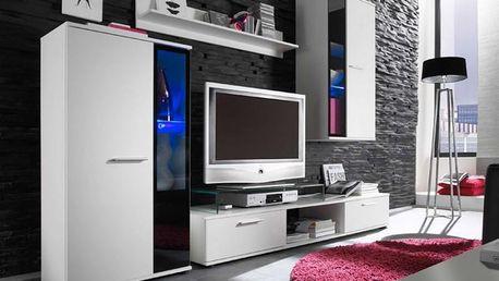 Nadčasová obývací stěna Strakoš