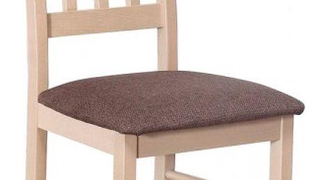 Jídelní židle z bukového dřeva STRAKOŠ B IV