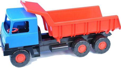 Dětské auto Tatra T 815, sklápěcí, červeno-modré