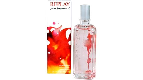 Replay your fragrance! 60ml
