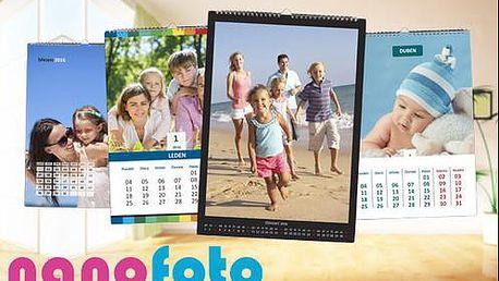 Nástěnný kalendář 2016