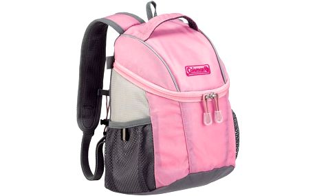 COLEMAN Petit 4 růžový dětský batoh