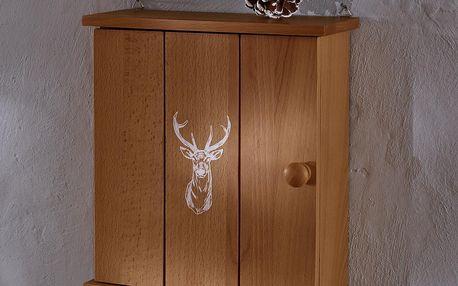 Tchibo, Skříňka na klíče s motivem jelena