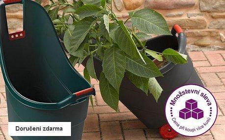 Zahradní plastový vozík Benco