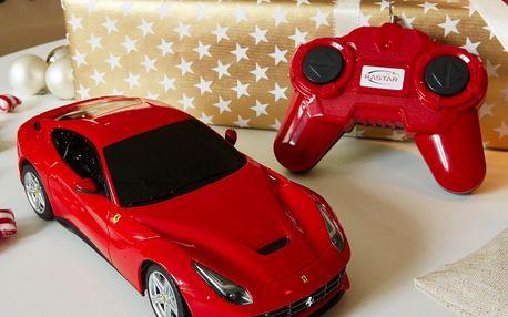 Tchibo, Sportovní vůz Ferrari F12 Berlinetta