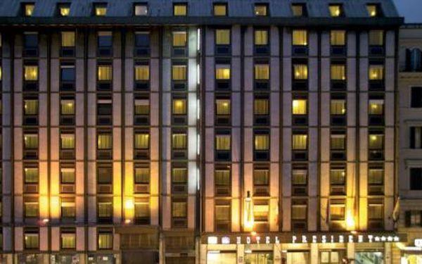 Itálie, oblast Řím, doprava letecky, snídaně, ubytování v 4* hotelu na 3 dny