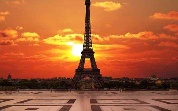 4denní silvestrovský zájezd do Paříže s ubytováním