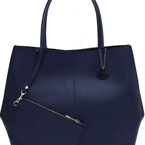 Kožená kabelka Drusilla Blue - doprava zdarma!