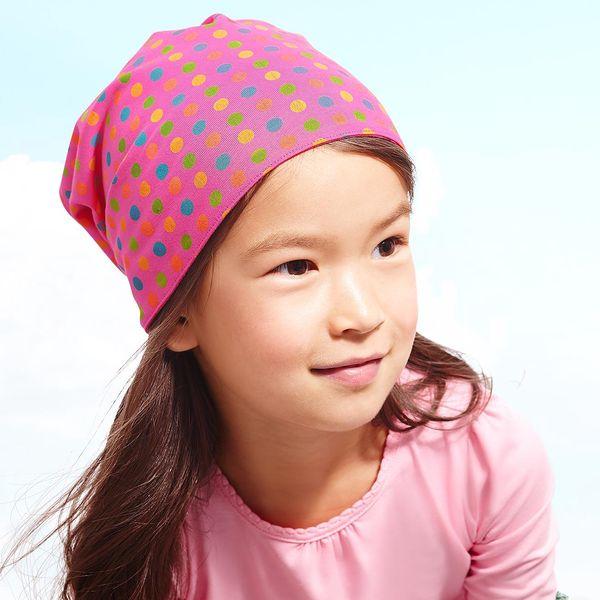 Tchibo, Oboustranná čepice, růžová