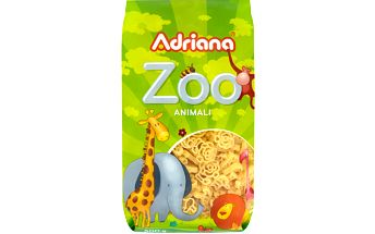 Adriana Adriana ZOO zvířátka těstoviny semolinové sušené 500g