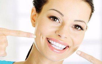 Profesionální dentální hygiena a air flow