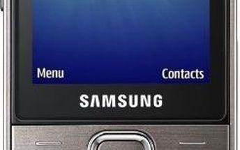 Samsung S5611 Metallic Silver (GT-S5611MSAETL)