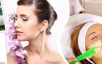 Hydratační kúra Vaší pleti s masáží a maskou v délce 60 min. v salonu Afrodite v Hradci Králové.