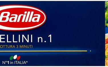 Barilla Barilla Capellini vlasové špagety 500g