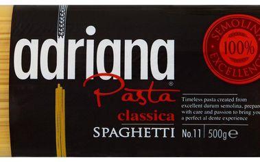 Adriana Adriana Špagety těstoviny semolinové sušené 500g