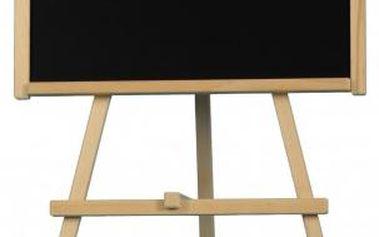 Tabule školní i pro psaní na fólii v sáčku, dřevo, 88 x 44 cm