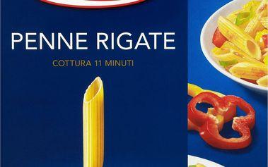 Barilla Barilla Penne Rigate - Trubky rýhované těstoviny 500g