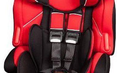 Autosedačka Ferrari Beline SP, 9-36kg, červená/černá