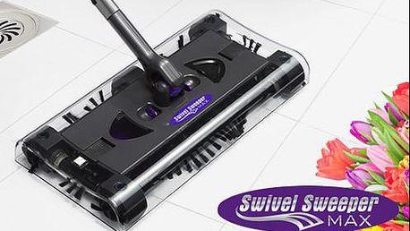 Swivel Sweeper MAX bezdrátový Aku vysavač