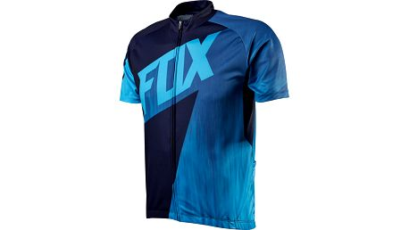 Fox Livewire Race Jsy Blue, modrá, M