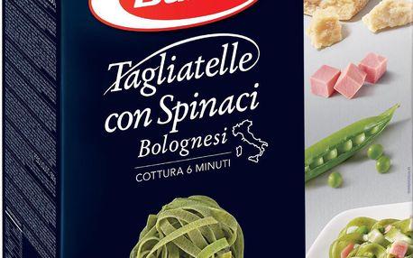 Barilla Barilla Tagliatelle špenátové těstoviny 500g