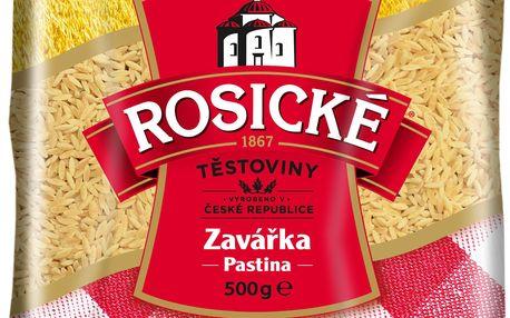 Rosické Rosická Bezvaječná těstovinová rýže 500g