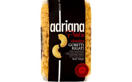 Adriana Adriana Gobetti rigati těstoviny semolinové sušené 500g