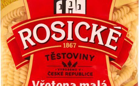 Rosické Rosické Těstoviny Torti vřetena malá 500g
