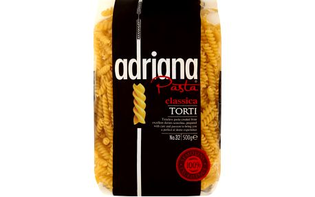 Adriana Adriana Torti těstoviny semolinové sušené 500g
