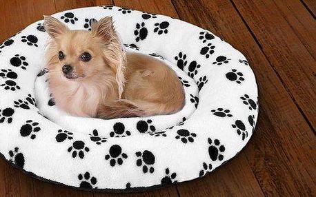 Pohodlný pelíšek pro pejsky a kočičky