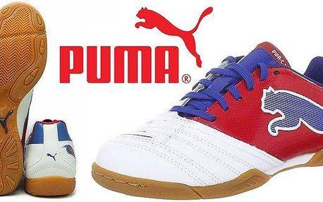 Sálová obuv Puma pro dospělé i děti