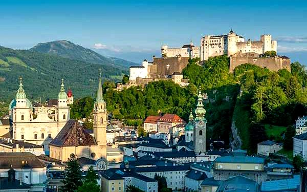 Luxusní wellness pobyt pro 2 v Rakousku!