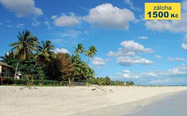 Dominikánská republika, oblast Boca Chica, doprava letecky, all Inclusive, ubytování v 4* hotelu na 10 dní