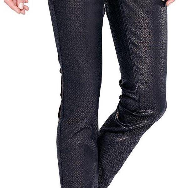 Tchibo, Potištěné džíny Slim Fit 38
