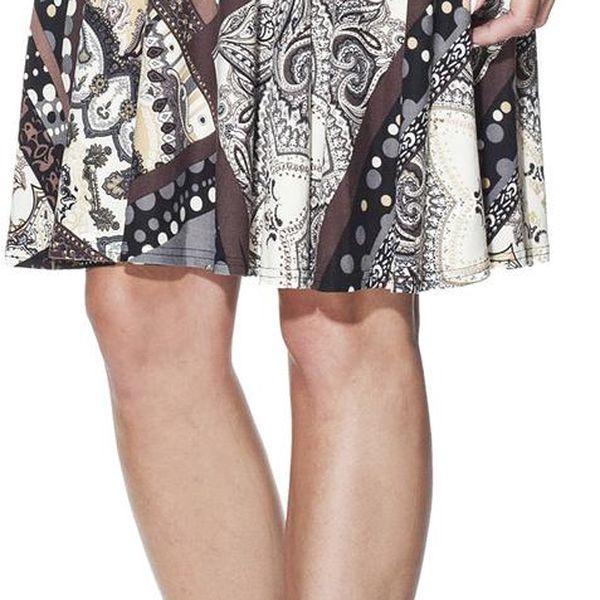 Isaco&Kawa Dámská sukně CJU409