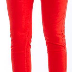 Dámské kalhoty Yes!Miss červené
