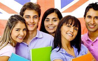 Konverzační klub v angličtině pro studenty