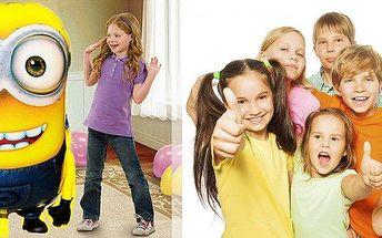 Mimoň, kvalitní foliový balonek v nadživotní velikosti nejen pro děti. Vhodná dekorace do pokojíčku, zpestří Vaši oslavu či bude dlouhodobým doplňkem Vaší domácnosti či skvělá dekorace na oslavě!