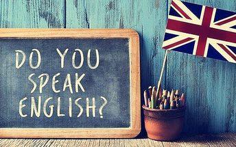 5 hodin anglické konverzace