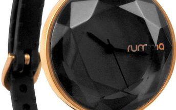 Dámské hodinky Orchard Gem Mini Black Diamond