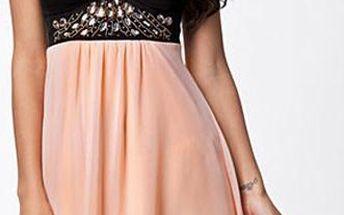 Krátké plesové šaty M/L