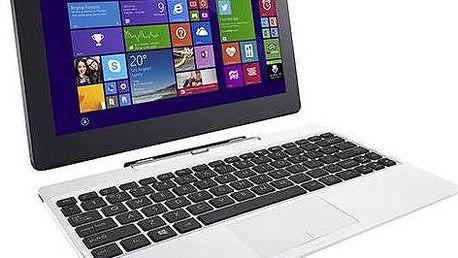 Dotykový tablet Asus Transformer Book bílý