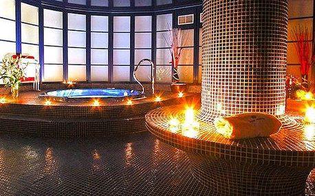 Beauty&relaxační 4* pobyt pro dámy