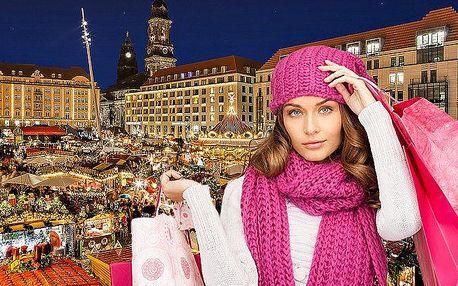 Adventní zájezd do Drážďan s nákupy v Primarku