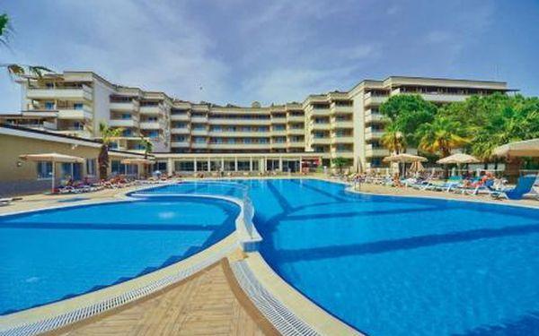 Turecko, oblast Side, doprava letecky, all Inclusive, ubytování v 5* hotelu na 8 dní